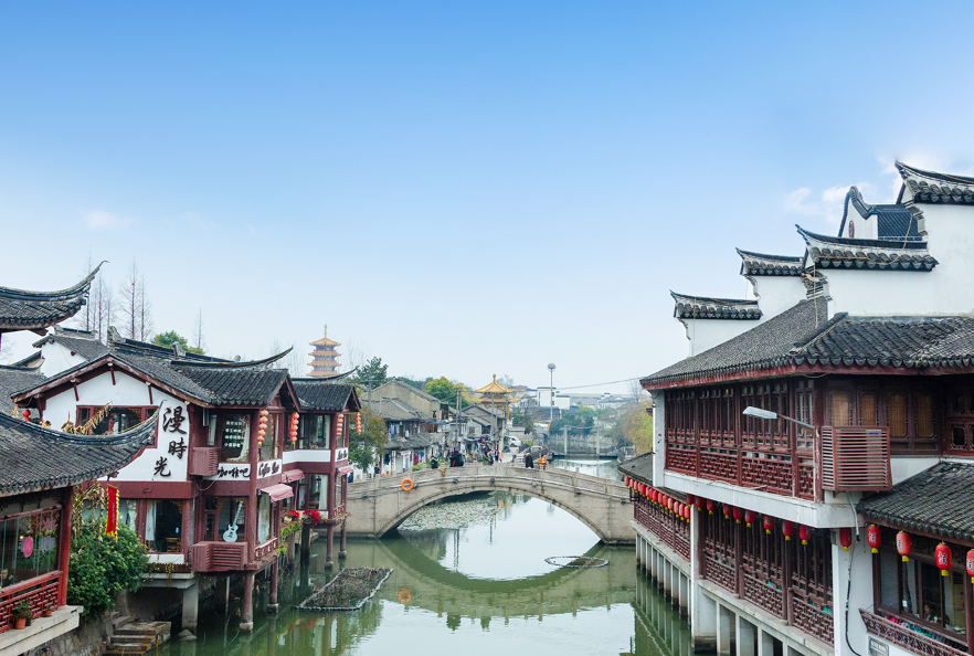 七宝古镇——江南水乡韵味