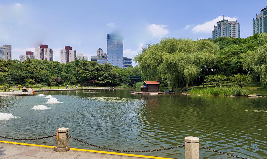 迷你版小上海徐家汇公园——国歌诞生地