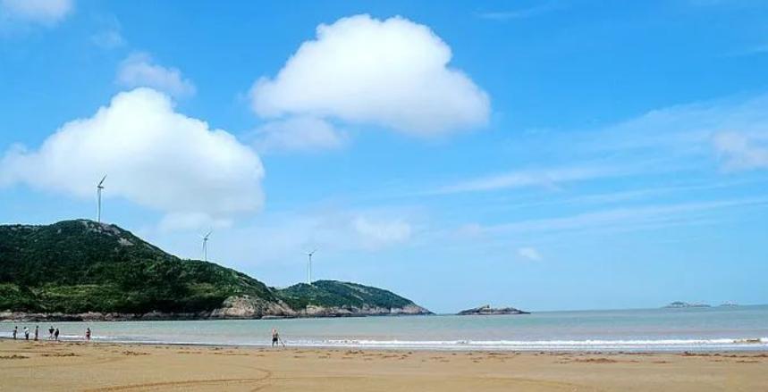 浪漫檀头山岛·沙滩漫步嬉水·捉螃蟹捡贝壳